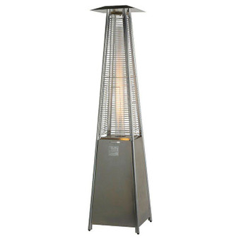 Flame Tower Stainless Steel 13KW COLLECTION ONLY