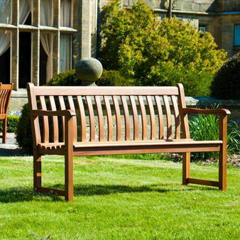 Alexander Rose Cornis Broadfield Bench 5ft (335B)