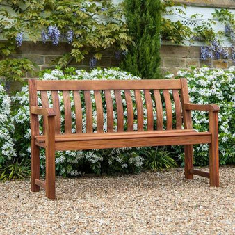 Alexander Rose Cornis St George Bench 5ft (345B)