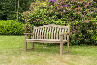Alexander Rose 5ft Sherwood Turnberry Garden Bench (322S)