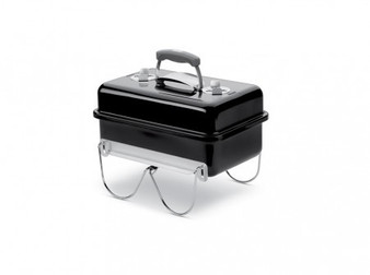 Weber ® Go-Anywhere ® Charcoal BBQ