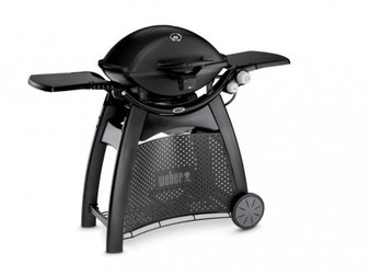Weber ® Q ® 3200 with permanent cart
