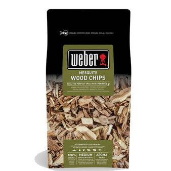 Weber® Mesquite Wood Chips - 0.7kg