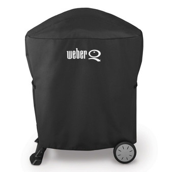 Weber® Premium Cover Q®1000 / 2000 Series w/Cart