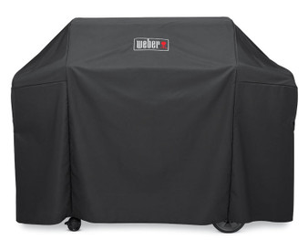 Weber® Premium Barbecue Cover- Fits Genesis® II 3 Burner and Genesis® 300 Series