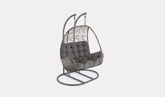Kettler Palma Double Cocoon - Rattan  SOLD OUT