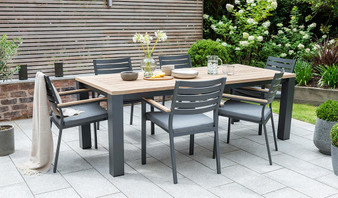 Kettler Elba Dining Set With Chairs