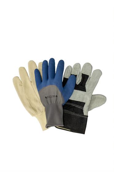 Gloves Briers triple pack