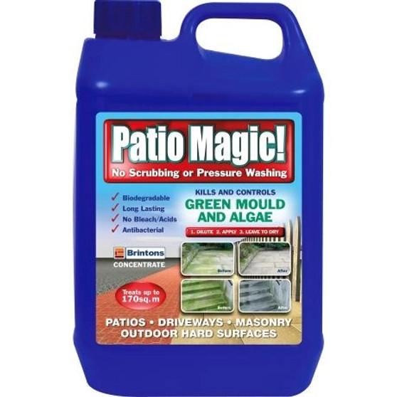 Patio Magic 5L