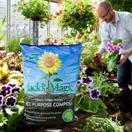 Jack's Magic All Purpose Compost 50L *3 FOR £15*