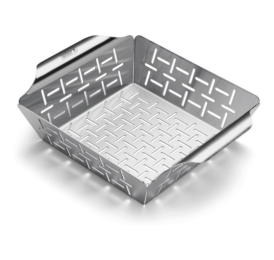 Deluxe Grilling Basket Small (6481)