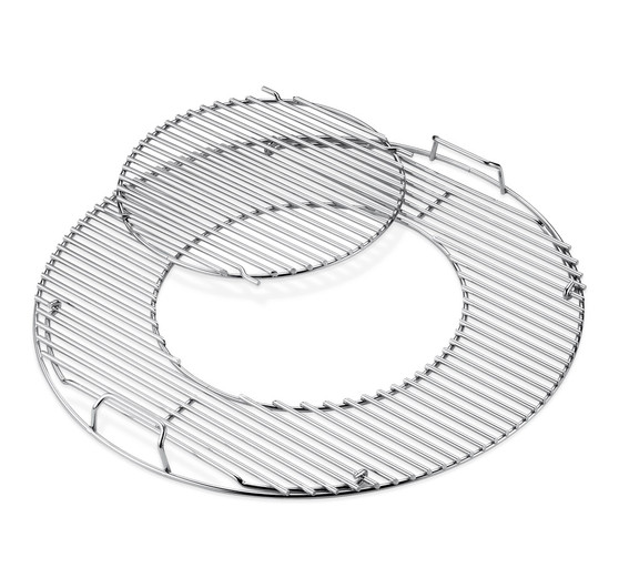 Cooking Grate 57cm Charcoal SS (8843)