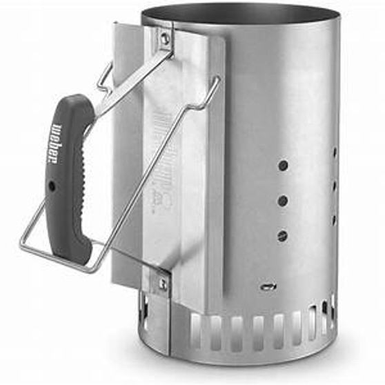 Weber Rapidfire Chimney Starter- Large (7416)