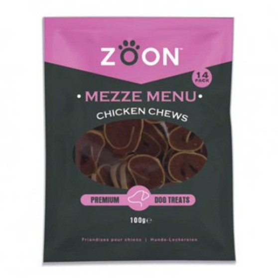 Zoon Mezze Menu Chicken Chews 105g