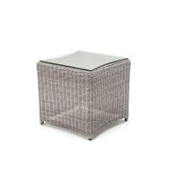 Kettler  Palma Wicker Side Table 45 x 45 cm