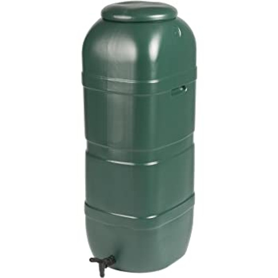 100 Litre Slimline Water Butt with Tap