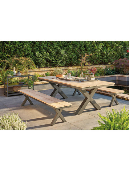 Elba Picnic Table and Bench