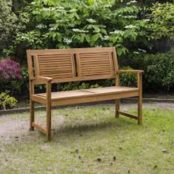 Alexander Rose Lakeside 4ft bench (AC1341)