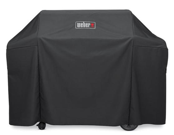 Weber® Premium Barbecue Cover- Fits Genesis® II 3 Burner and Genesis® 300 Series