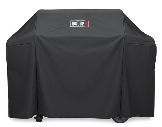 Weber® Premium Barbecue Cover- Fits Genesis® II 4 Burner