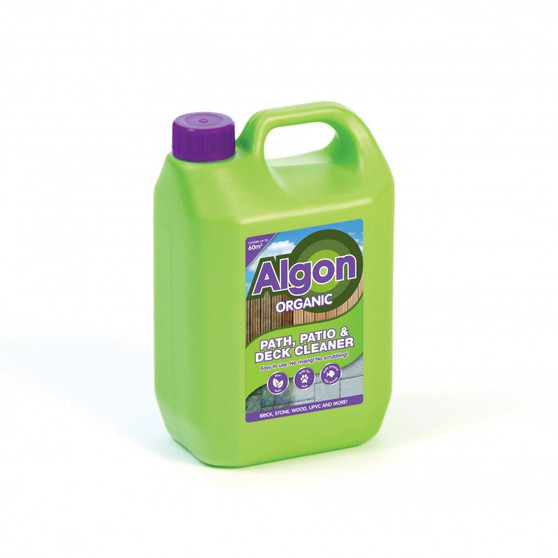Algon path, patio & deck cleaner at Hillmount