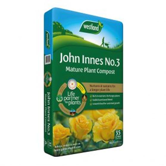 John Innes No 3 (2 FOR £12)