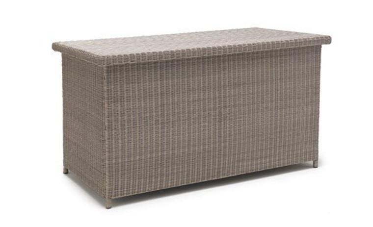 Kettler Large Cushion Box  - Rattan