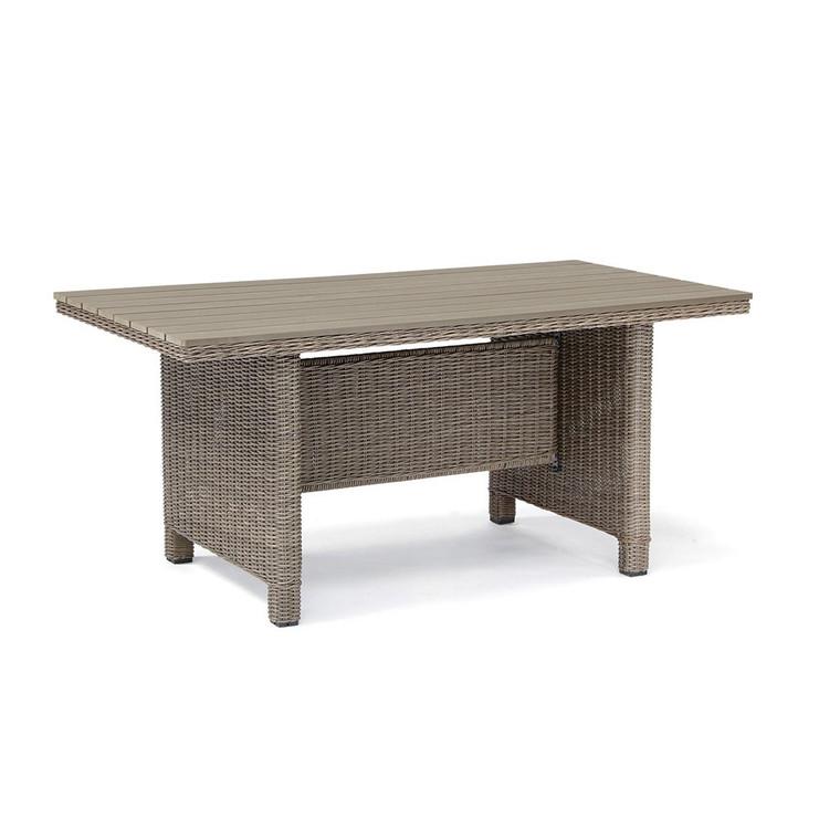 Kettler Palma Polywood Table - Rattan