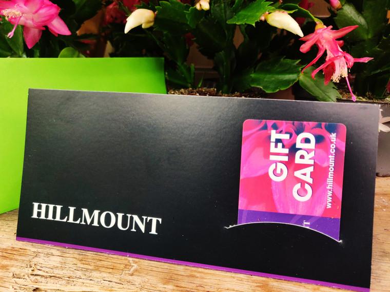 Hillmount Gift Card