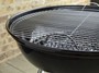 Weber Compact Kettle 47cm Ash Cooking Grate