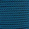 Neon Turquoise Diamonds - 550 Paracord