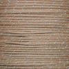 Tan - Reflective 95 Paracord - Spools - Use - Swatch