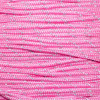 Baby Pink - Reflective 95 Paracord - Spools - Reflecting - Swatch