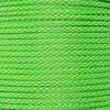 Neon Green Candy Cane - 550 Paracord - 100ft