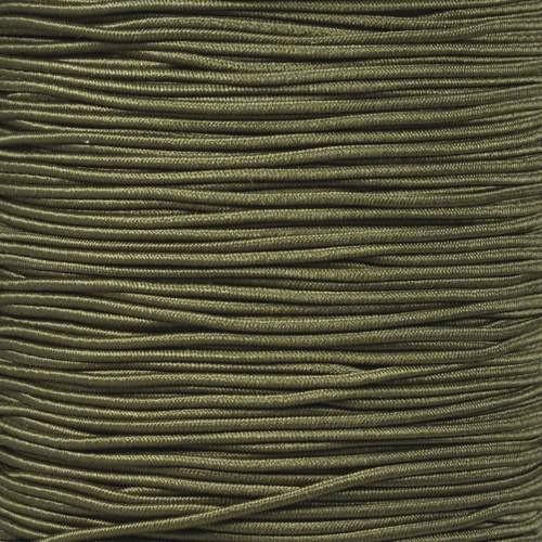 Camo Green - 1/16 Elastic Cord