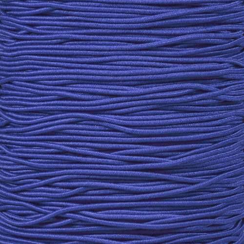 Royal Blue - 1/16 Elastic Cord