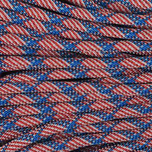 Stars & Stripes - 550 Paracord - 100ft