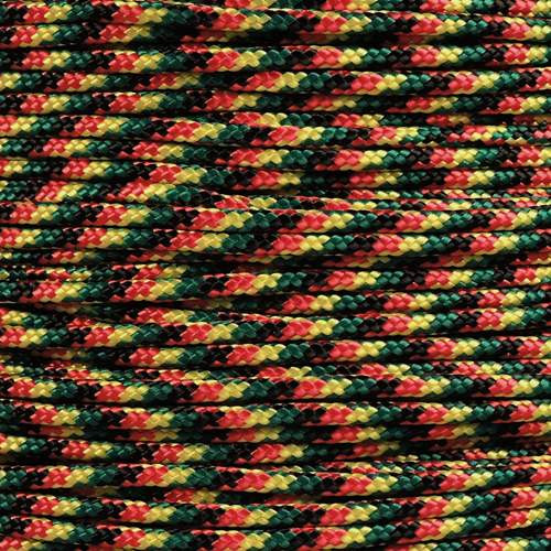 Jamaican - 425 Paracord - 100ft