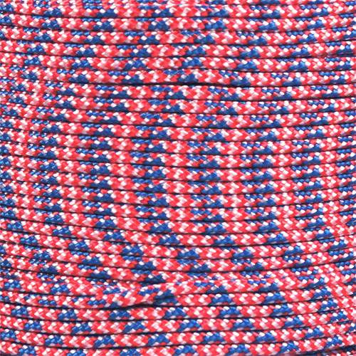 Stars and Stripes - 425 Paracord - 100ft