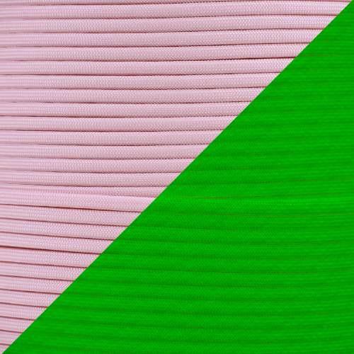 Light Pink - 400 Paracord (Para-Glow) - 100ft
