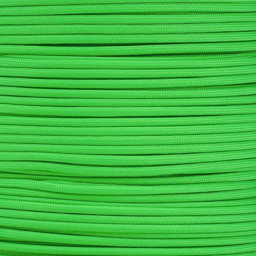 Green - 550 Paracord - 100ft