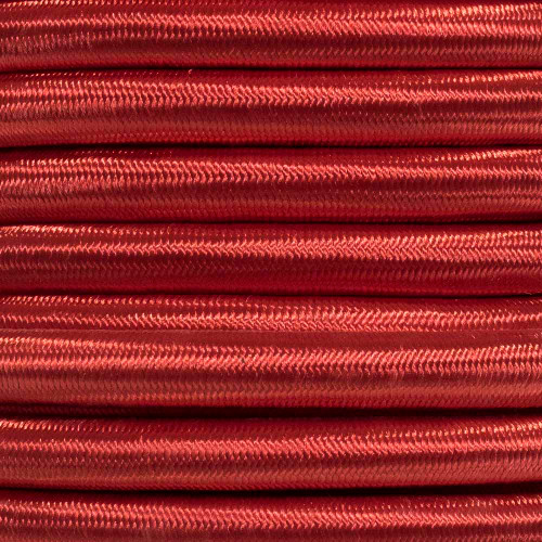 100ft of 5/8in Shock Cord - Red
