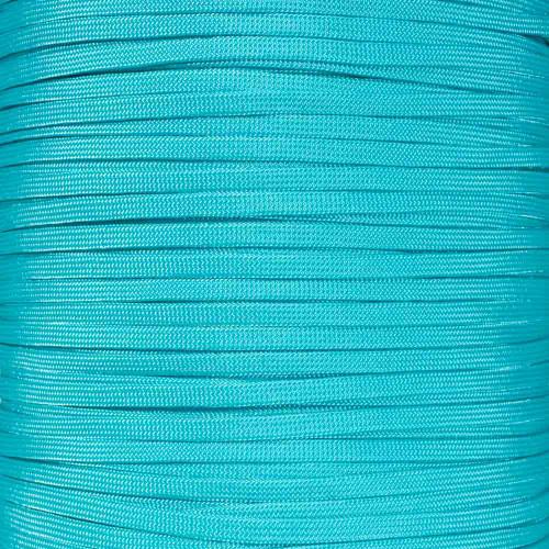 Turquoise 650 Coreless Paracord - Spools