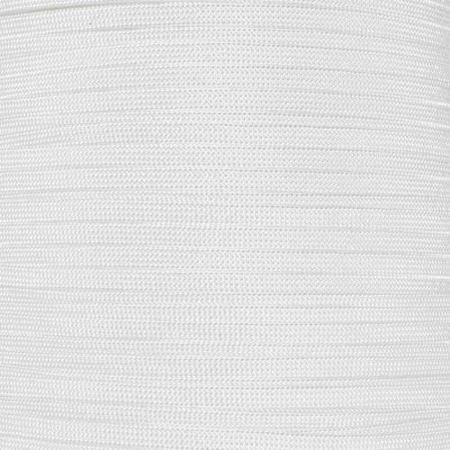 White 650 Coreless Paracord - Spools
