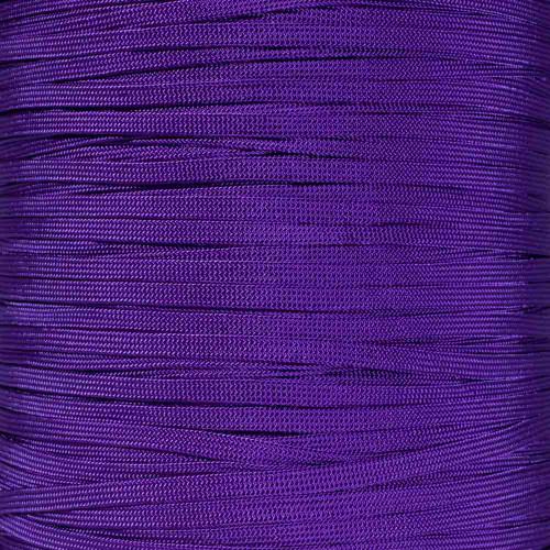 Acid Purple 650 Coreless Paracord - 100 Feet