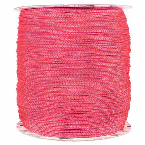 Pink & Red - Speed Laces