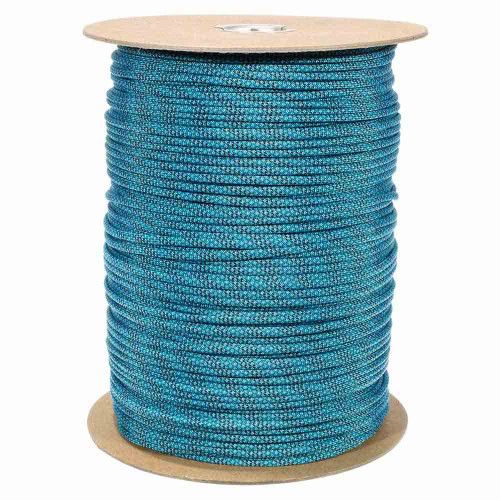 Night Sky 550 Paracord (7-Strand) - Spools