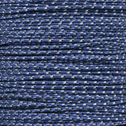 Blue Camo - 275 Paracord (5-Strand)