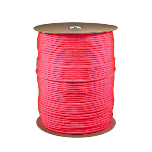 Neon Pink - 550 Paracord