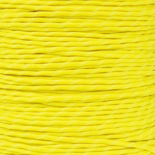 Neon Yellow - 550 Paracord (Glow)
